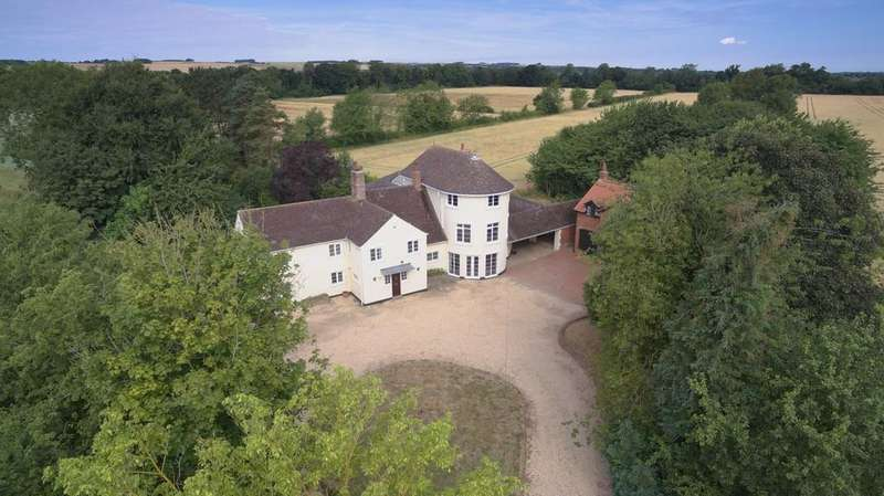 5 Bedrooms Detached House for sale in Little Grimsby, Louth