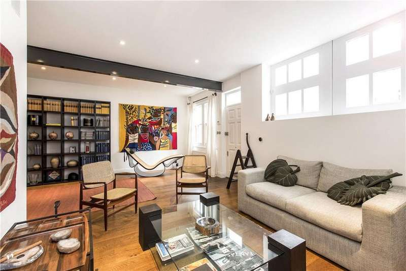 3 Bedrooms Mews House for sale in Cranley Mews, South Kensington, London, SW7
