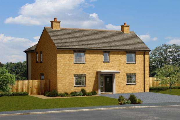 5 Bedrooms Detached House for sale in West Downs, West Street, Chatteris, PE16