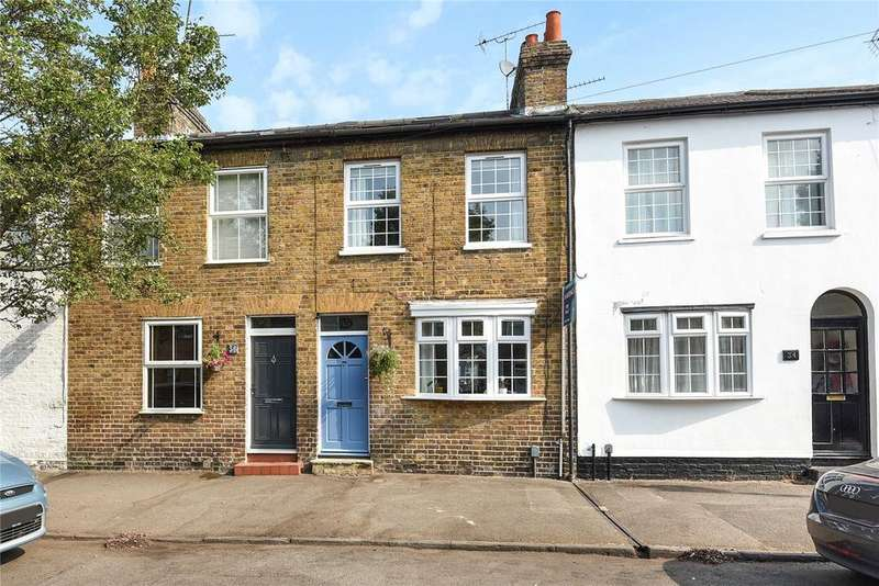 4 Bedrooms Terraced House for sale in Bexley Street, Windsor, Berkshire, SL4