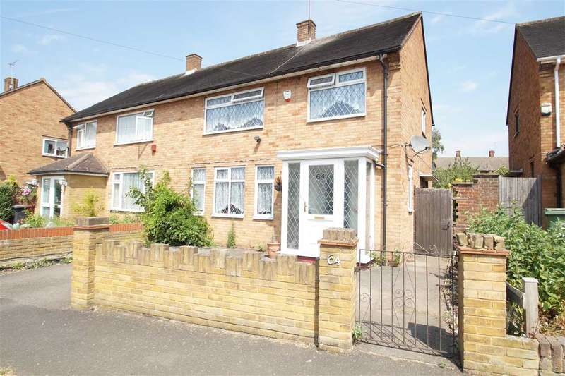 3 Bedrooms Semi Detached House for sale in Woodford Way, Slough