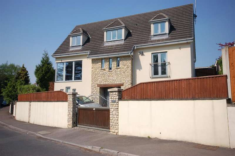 5 Bedrooms Detached House for sale in Rockland Road, Downend, Bristol, BS16 2SP