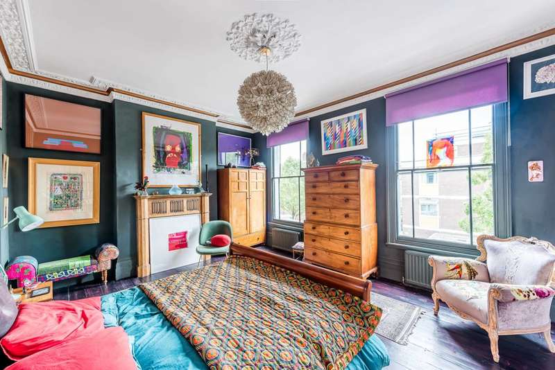 4 Bedrooms House for sale in Guildford Road, Stockwell, SW8
