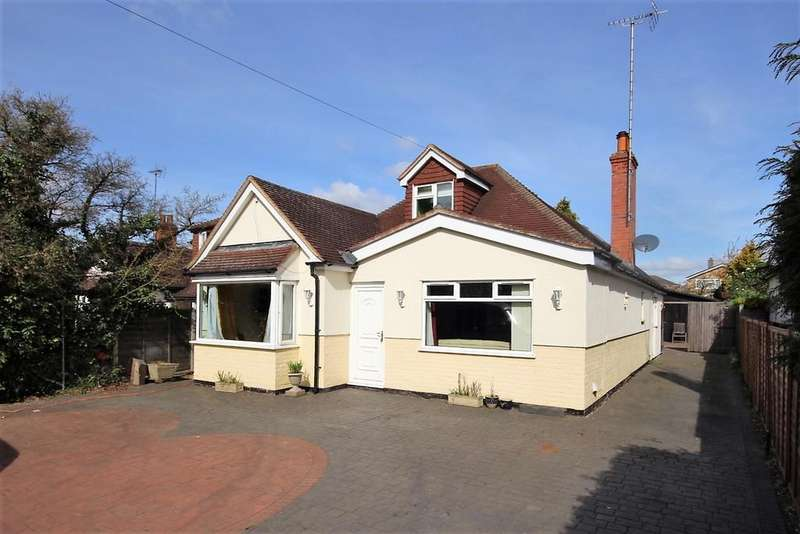 4 Bedrooms Detached Bungalow for sale in London Road, Wokingham