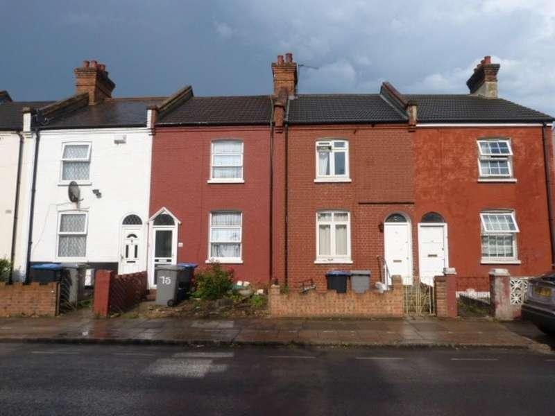 3 Bedrooms Terraced House for sale in Woodheyes Road, Neasden