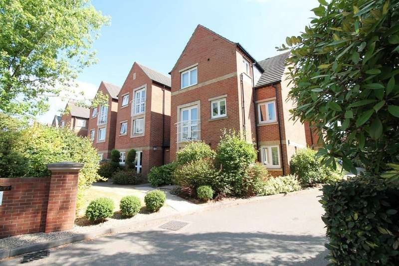 1 Bedroom Apartment Flat for sale in Marshall Court, Northampton Road, Market Harborough