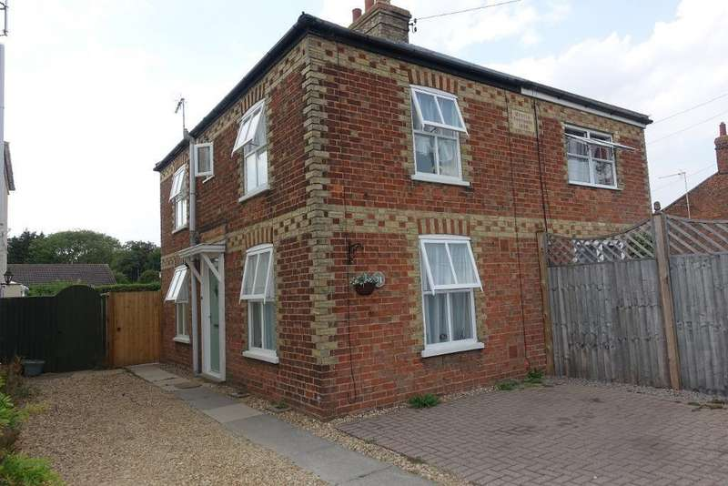 3 Bedrooms Semi Detached House for sale in The Tenters, Holbeach, PE12 7AR