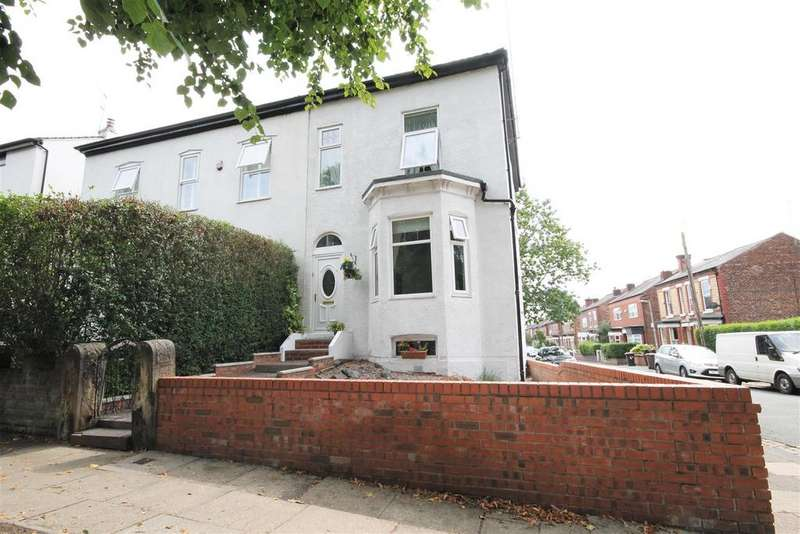 4 Bedrooms Semi Detached House for sale in Monton Green, Monton