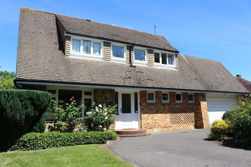 5 Bedrooms Chalet House for sale in Cypress Point, Uplands Road, Denmead, Hampshire