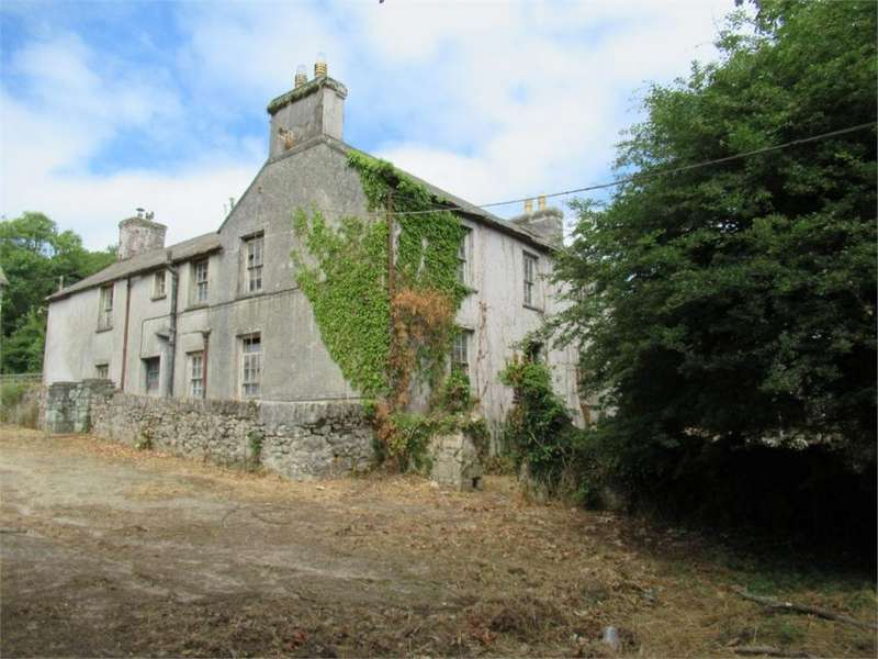 5 Bedrooms Detached House for sale in Llangloffan Farmhouse and Outbuildings, Lower Llangloffan, Castlemorris, Haverfordwest, Pembrokeshire