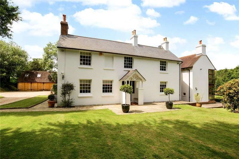 5 Bedrooms Detached House for sale in Ditchling Road, Haywards Heath, West Sussex, RH16
