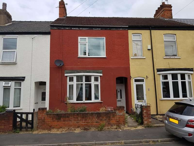3 Bedrooms Terraced House for sale in 10 Bacon Street, Gainsborough, Lincolnshire