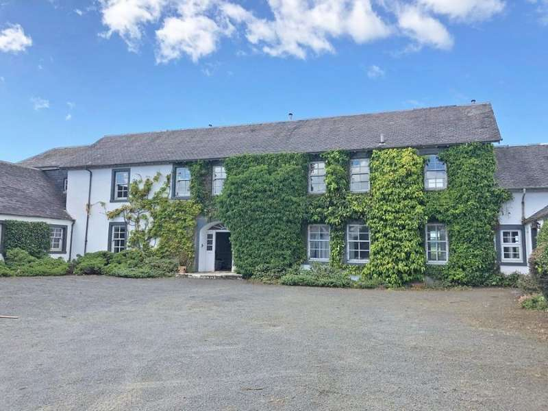 11 Bedrooms Detached House for sale in Meikle Mosside Farmhouse, Kilmarnock