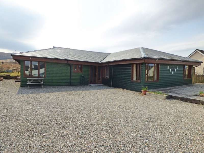 4 Bedrooms Detached Bungalow for sale in Tigh Fiodh, Acharacle