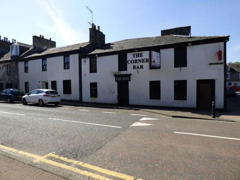 Mixed Use Commercial for sale in 2-8, St. Germain Street, Mauchline