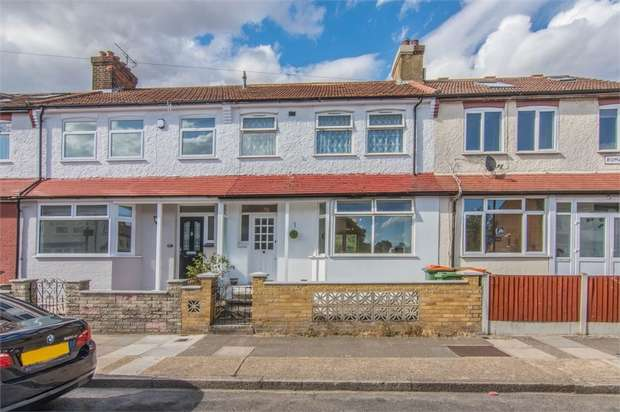 4 Bedrooms Terraced House for sale in Roman Road, East Ham, London