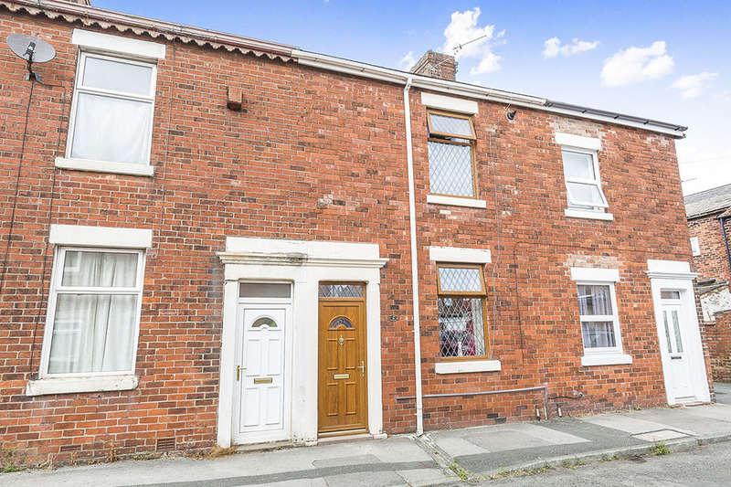 3 Bedrooms Terraced House for sale in James Street, Bamber Bridge, Preston, PR5