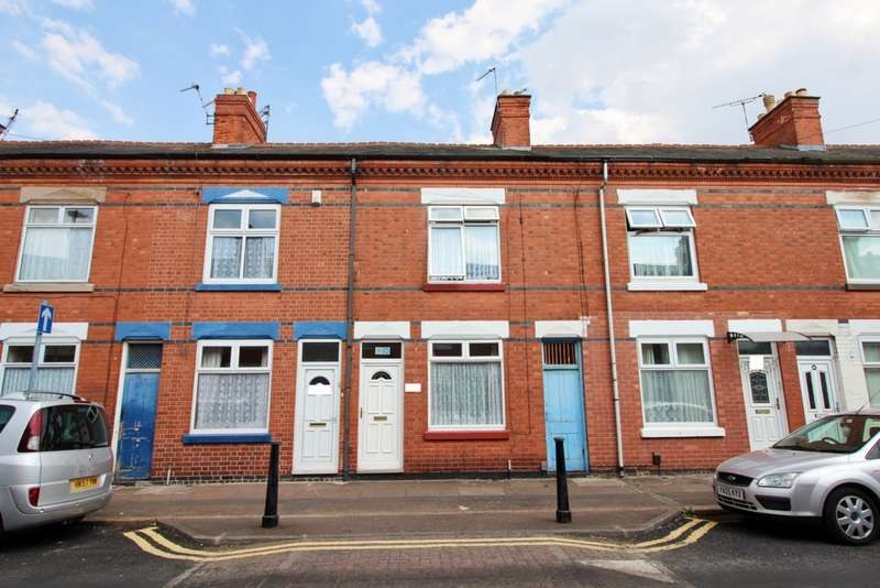 3 Bedrooms Terraced House for sale in Woodland Road, Leicester, LE5