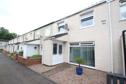 3 Bedrooms Terraced House for sale in Ardmillan, Kilwinning, North Ayrshire