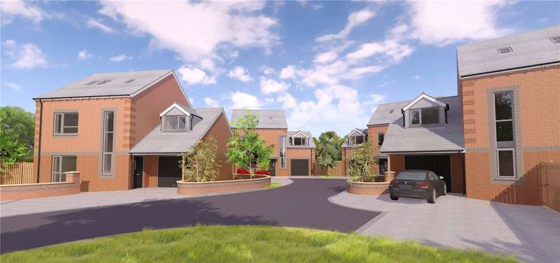 5 Bedrooms Detached House for sale in Plot 3 Inniscarra Court, Off Lynwood Drive, Oldham, Greater Manchester, OL4