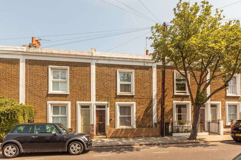 3 Bedrooms House for sale in Elm Park, Brixton Hill, SW2