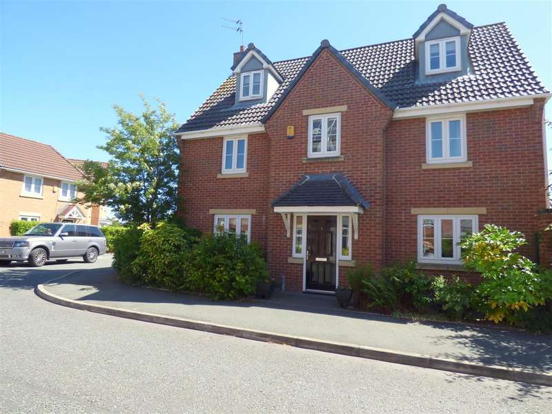 4 Bedrooms Detached House for sale in Ranworth Gardens, St Helens