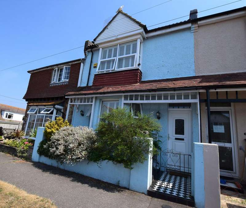 3 Bedrooms Terraced House for sale in Seaville Drive, Pevensey Bay BN24