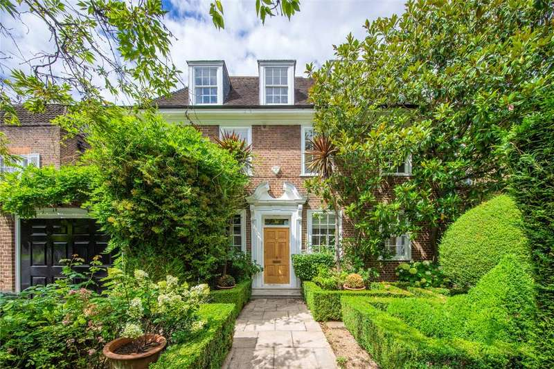 6 Bedrooms Detached House for sale in Springfield Road, St John's Wood, London, NW8
