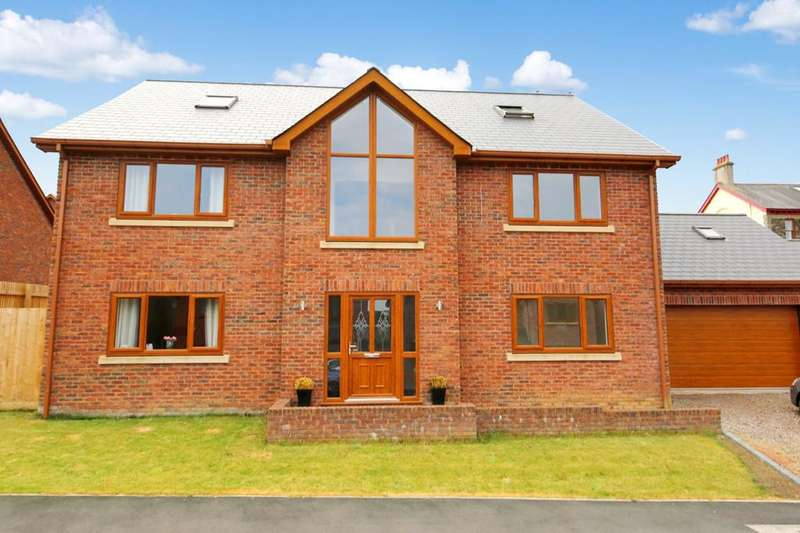 6 Bedrooms Detached House for sale in Abersychan
