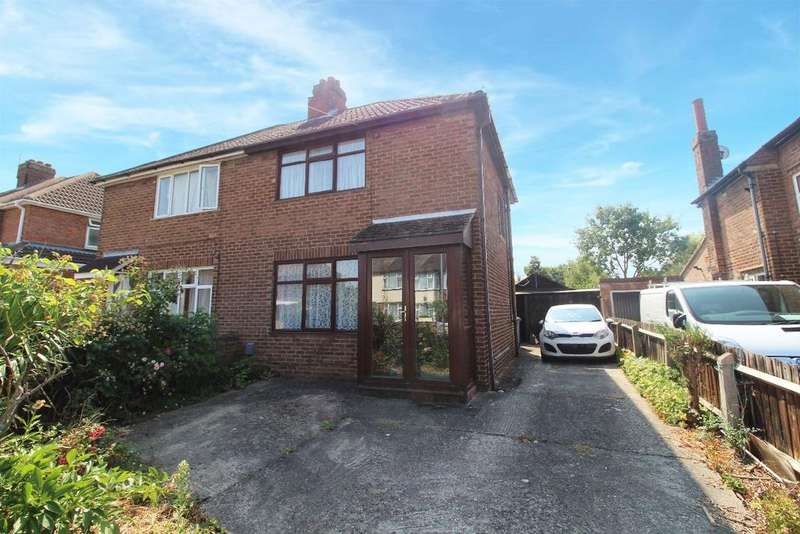 2 Bedrooms Semi Detached House for sale in Ditmas Avenue, Kempston MK42
