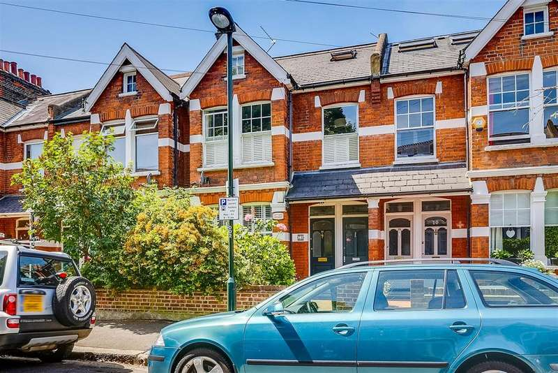 2 Bedrooms Flat for sale in Ashleigh Road, Mortlake, London