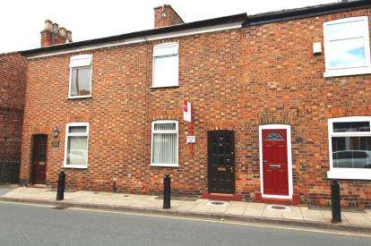 2 Bedrooms Terraced House for sale in Church Road, Gatley, Cheadle, Greater Manchester