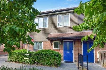3 Bedrooms End Of Terrace House for sale in Oakworth Avenue, Broughton, Milton Keynes, Buckinghamshire