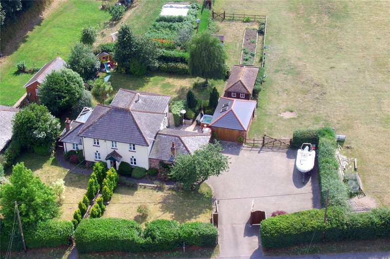 4 Bedrooms Equestrian Facility Character Property for sale in Sopley, Christchurch, Hampshire, BH23