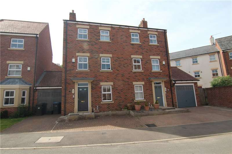 5 Bedrooms Semi Detached House for sale in Kirkwood Drive, Durham, Durham, DH1