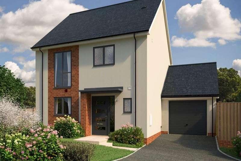 3 Bedrooms Link Detached House for sale in Pilton Lane, Pinhoe, Exeter