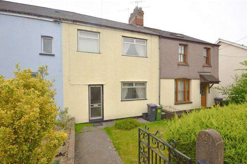 3 Bedrooms Terraced House for sale in Woodland Road, Cwmbran