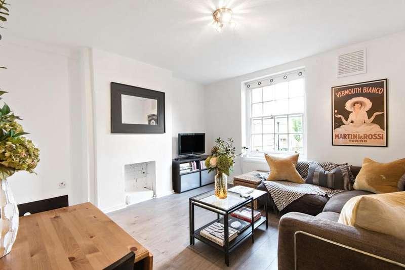 1 Bedroom Flat for sale in Biddestone Road, Holloway