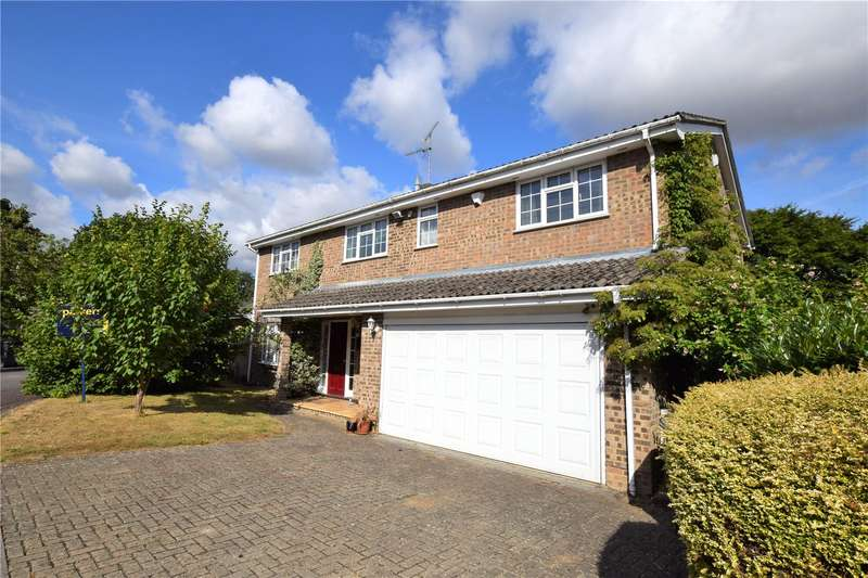 6 Bedrooms Detached House for sale in Sun Gardens, Burghfield Common, Reading, Berks, RG7