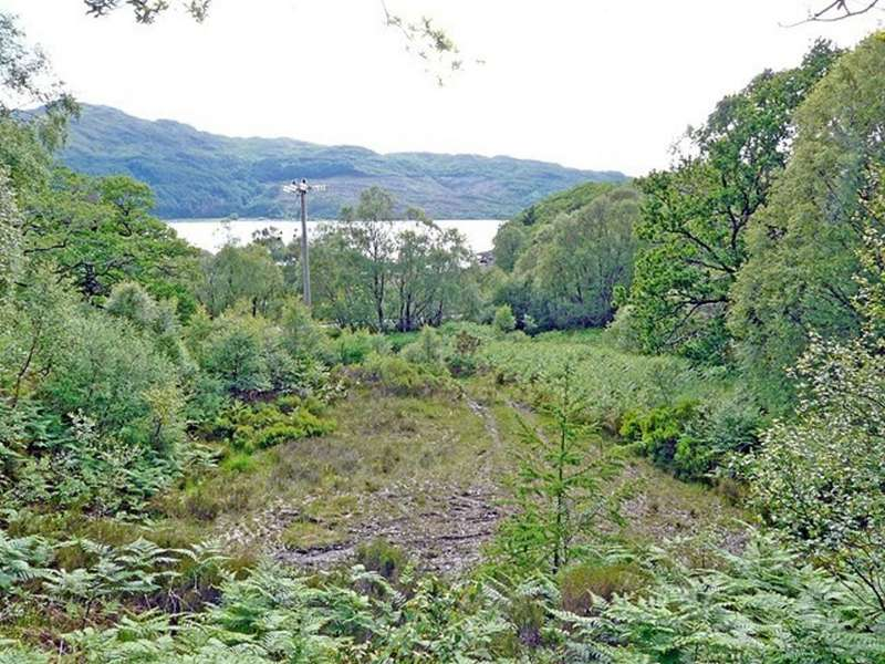 Plot Commercial for sale in Plot at Ceann Traigh Breige, Ardery, Strontian