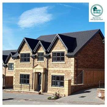 5 Bedrooms Detached House for sale in The Stow, Scotby, Carlisle, CA4 8BD