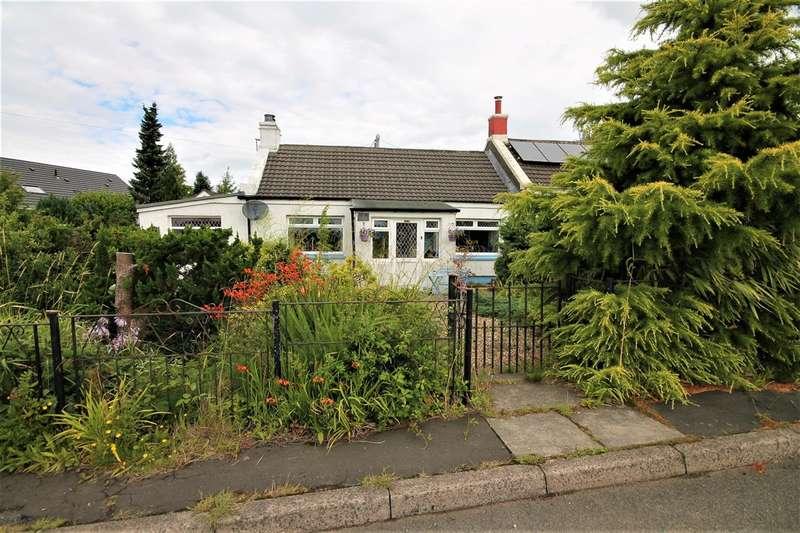 2 Bedrooms Bungalow for sale in Castlehill Cottage, Mollinsburn Road, Greenfoot, Coatbridge