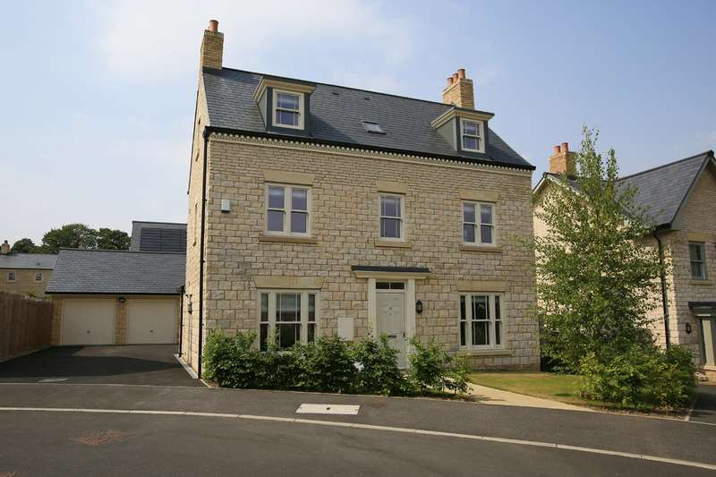 5 Bedrooms Detached House for sale in Hampole Way, Boston Spa, LS23