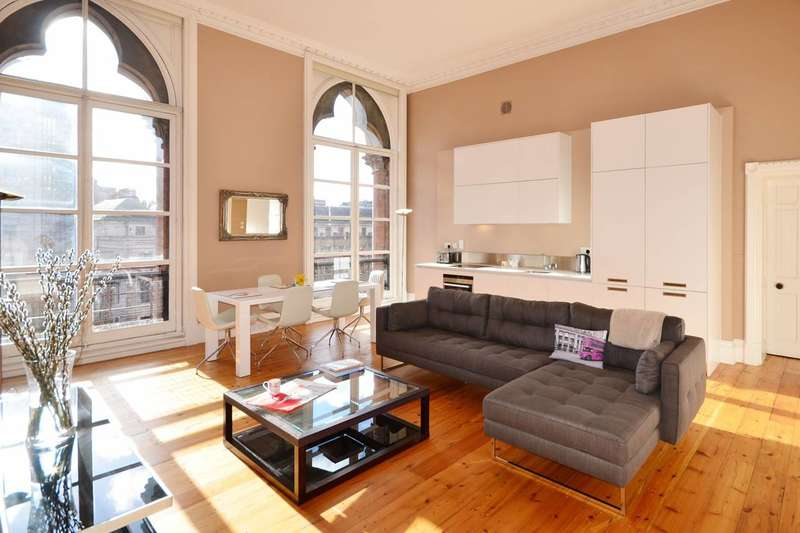2 Bedrooms Flat for sale in Euston Road, King's Cross, NW1