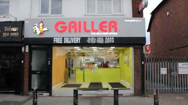 Cafe Commercial for rent in Hawthorn Road, Birmingham, B44