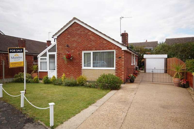 3 Bedrooms Detached Bungalow for sale in St. Peters Avenue, Cherry Willingham
