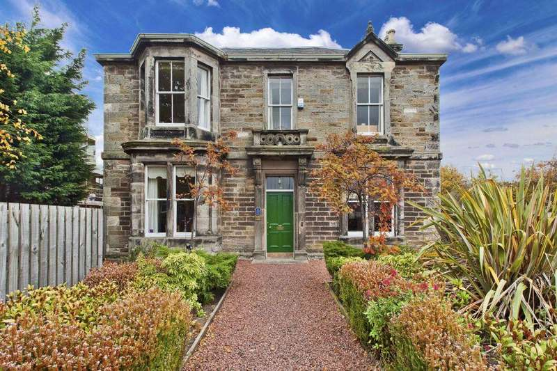 3 Bedrooms Detached House for sale in 1 Edinburgh Road, Tranent, EH33 1BA
