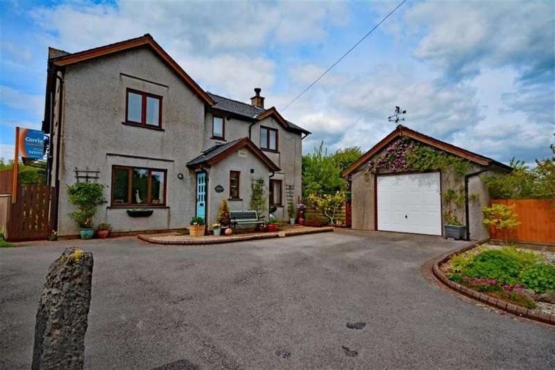 4 Bedrooms Detached House for sale in Little Urswick, Cumbria