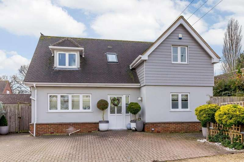 3 Bedrooms Detached House for sale in Bush End, Takeley