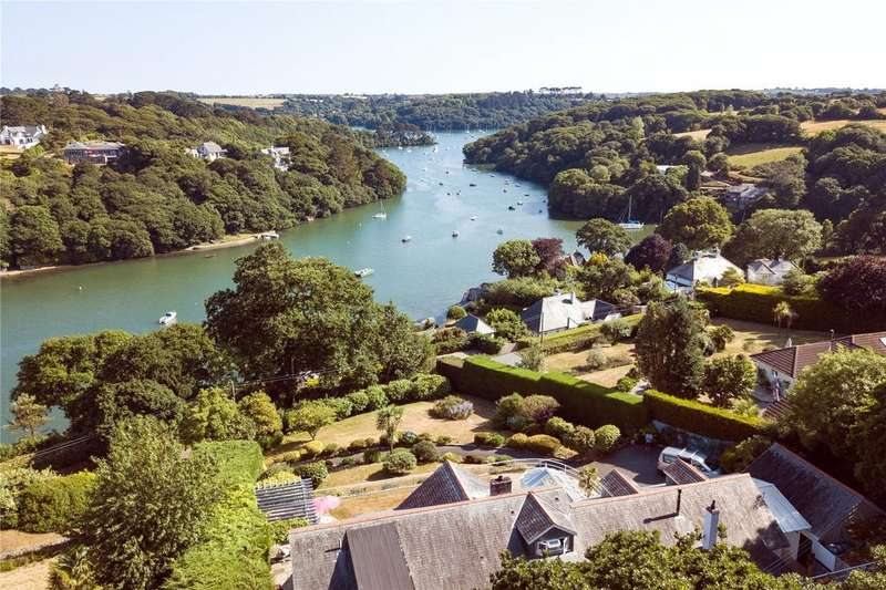 5 Bedrooms Detached House for sale in Port Navas, Constantine, Falmouth, Cornwall